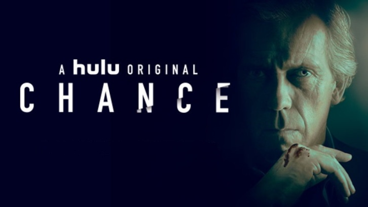 Chance - Cancelled by Hulu
