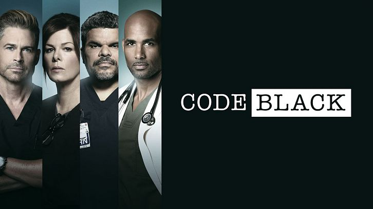 Code Black - Cancelled by CBS