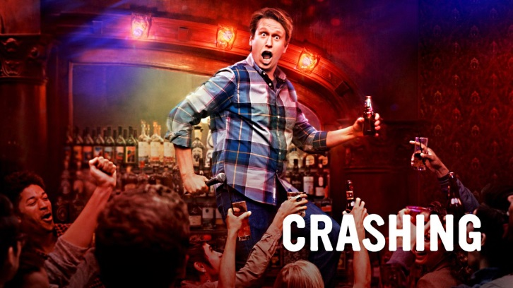 Crashing - Season 3 - Promo + Premiere Date