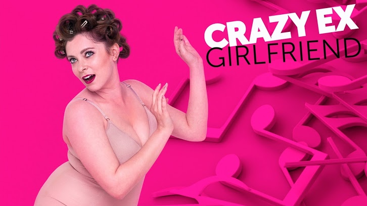 Crazy Ex-Girlfriend - To End After Season 4 If Renewed