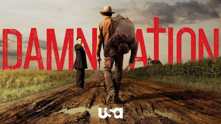 POLL : What did you think of Damnation - Season Finale?