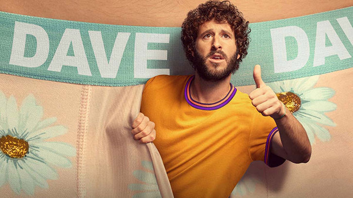 Dave - Renewed for a 2nd Season by FX