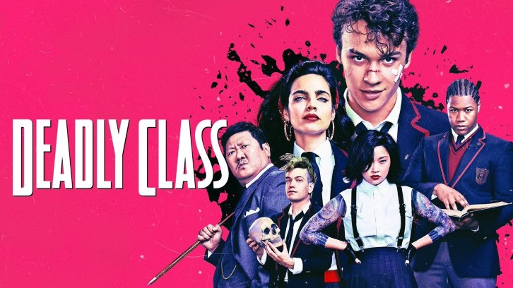 Deadly Class - Noise, Noise, Noise - Review: His Reputation is a Lie + POLL