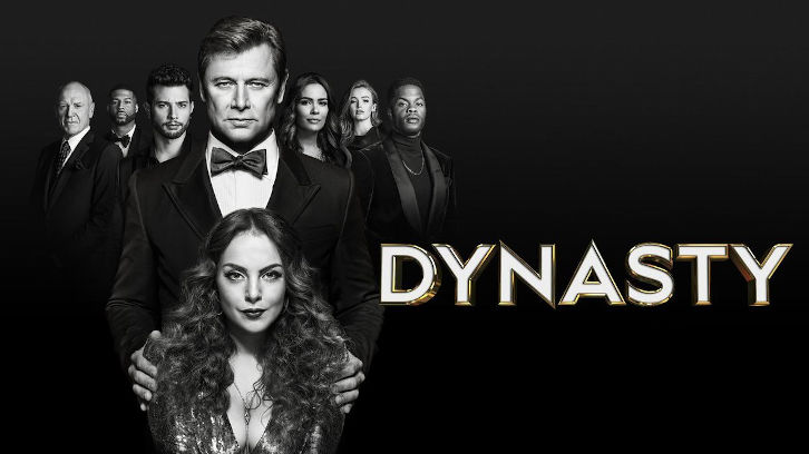 Dynasty - Episode 1.20 - A Line from the Past - Promos + Press Release