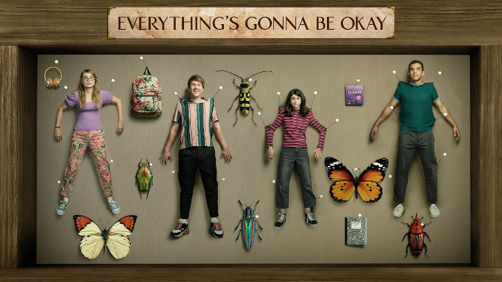Everything's Gonna Be Okay - Episode 1.04 - 1004 - Press Release