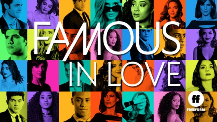 Famous In Love - Season 2 - Promos, Poster + Premiere Date