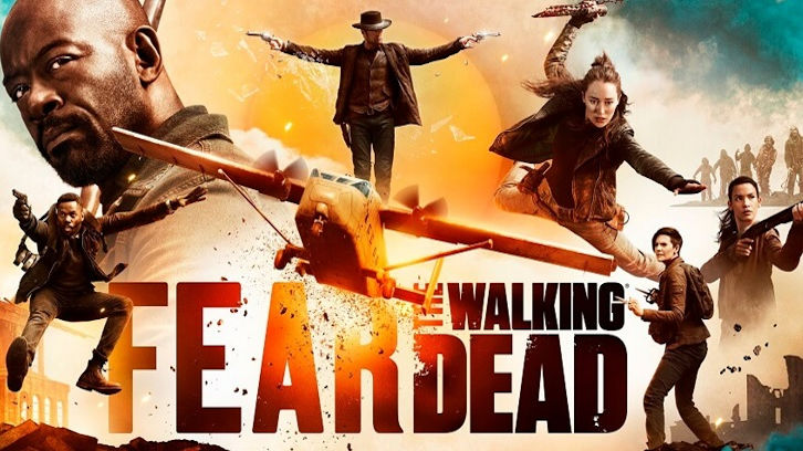 """Fear the Walking Dead - Blackjack and MM54 - Double Review: """"We Can Make It"""""""
