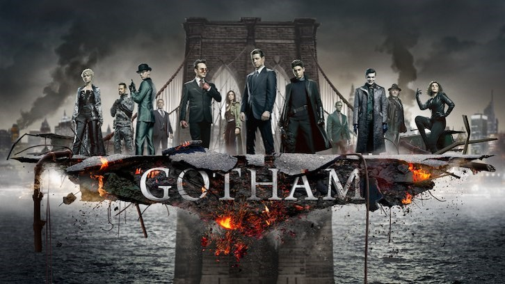 Gotham - Episode 4.18 - That's Entertainment - Press Release