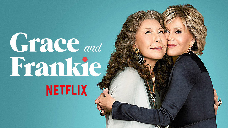 Grace And Frankie - Officially Renewed for a 5th Season + Episode 5.01 - Snippet