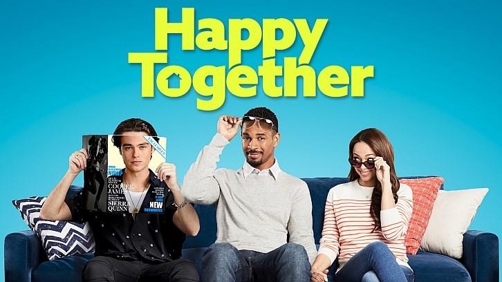 Happy Together - Promos, Cast Promotional Photos, Poster + Featurette