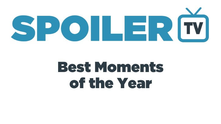 Best TV Moments of Year 2017 - SpoilerTV Readers