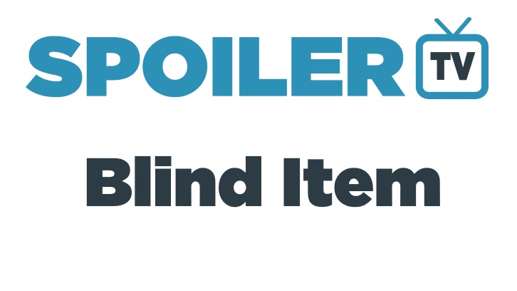 SpoilerTV - Blind Item - Breast Cancer Storyline