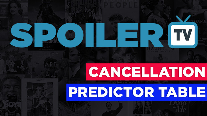 SpoilerTV Broadcast Cancellation Predictor Table 2019/20 *Updated 3rd April 2020*