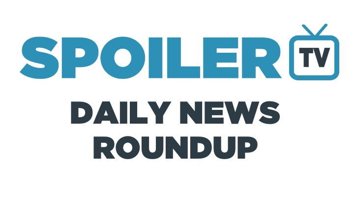 The SpoilerTV Daily Newsreel - 16th January 2018 *Updated*