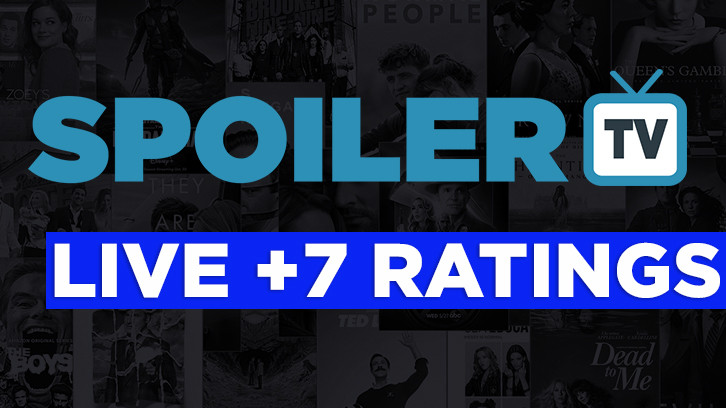 Live+7 DVR Ratings - 2017/18 Season *Updated 22nd February 2018*