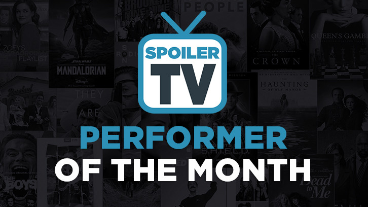 Performers of the Month - August 2019 Voting **RESULTS**