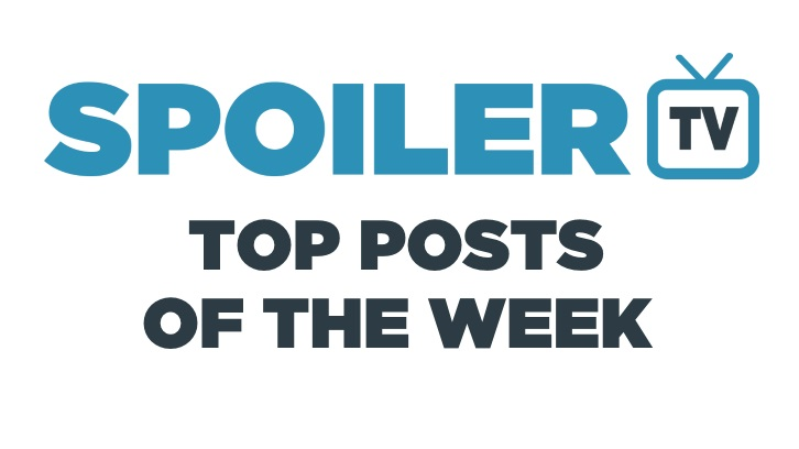 Top Posts of the Week - 18th March 2018