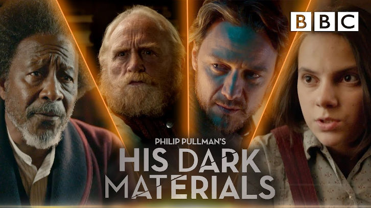 His Dark Materials - The Daemon-Cages - Review