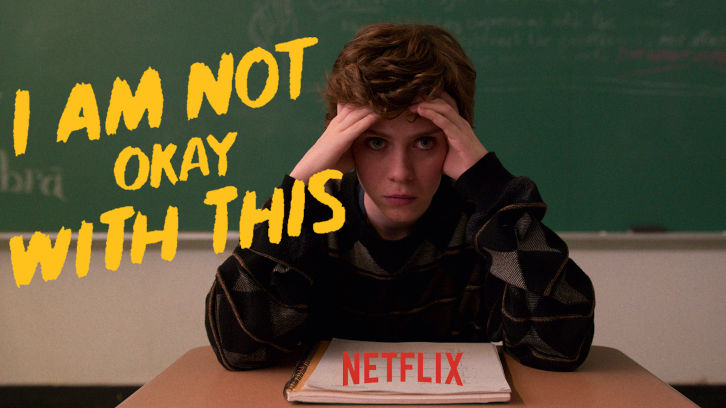 """I Am Not Okay With This - Season 1 - Review: """"Dear Diary..."""""""