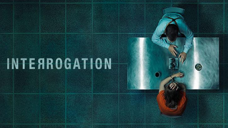 Interrogation - First Look Promo, Featurette + Press Release