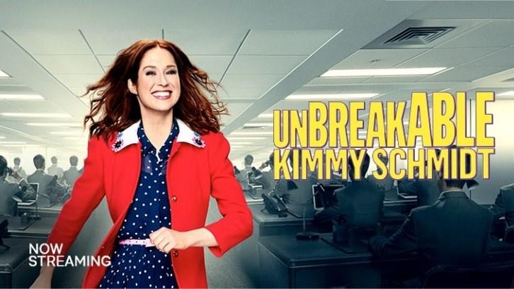 Unbreakable Kimmy Schmidt - Season 4 - Release Date Press Release