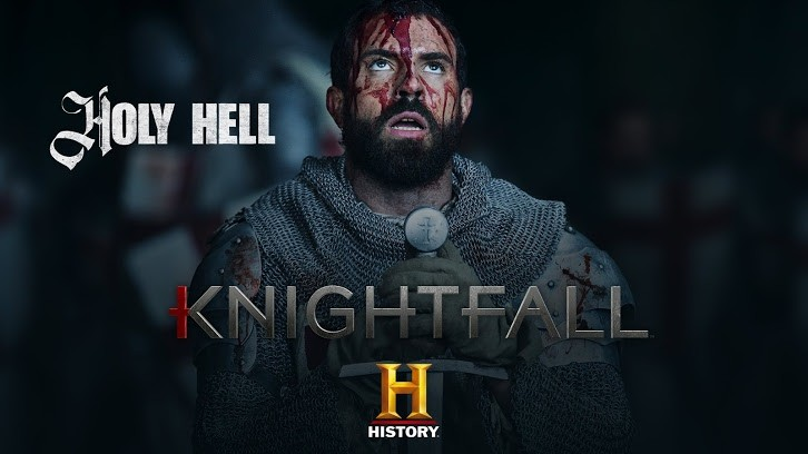 Knightfall - Episode 1.03 - The Black Wolf and the White Wolf - Promo & Synopsis