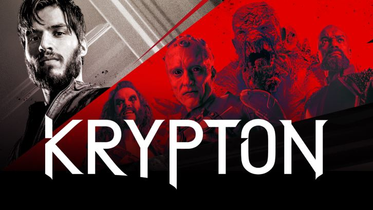 POLL : What did you think of Krypton - Season Finale?