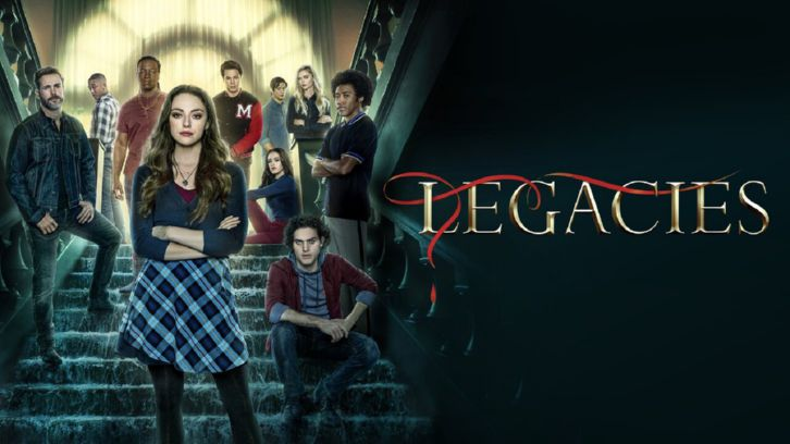 Legacies - Life Was So Much Easier When I Only Cared About Myself - Review