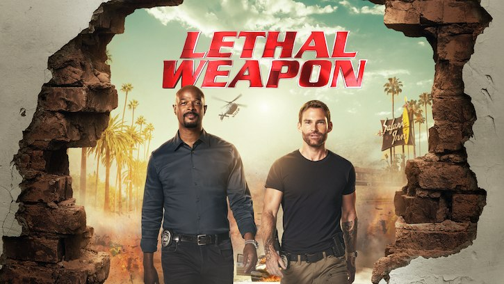 Lethal Weapon - Episode 2.18 - Frankie Comes to Hollywood - Press Release