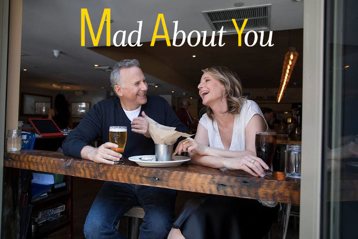 Mad About You - Season 8 - Promos, First Look Photos, Key Art + Premiere Date Revealed
