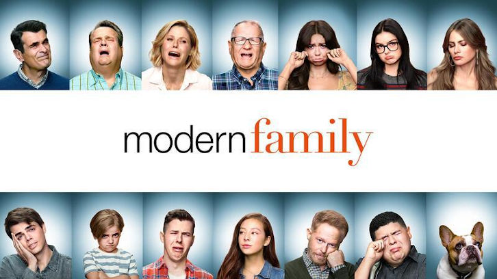 Modern Family - Episode 9.08 - Brushes With Celebrity - Press Release