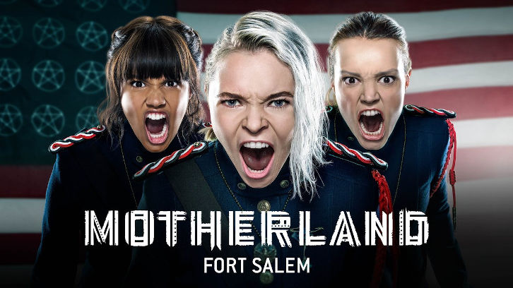 Motherland: Fort Salem - My Witches - Review Roundtable: Escalating War