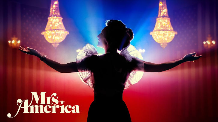 Mrs. America - Episode 1.09 - Reagan - Promo + Press Release