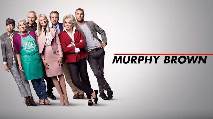 Murphy Brown - 3 Shirts To The Wind - Advance Preview:  Slugger, Trust Your Gut!