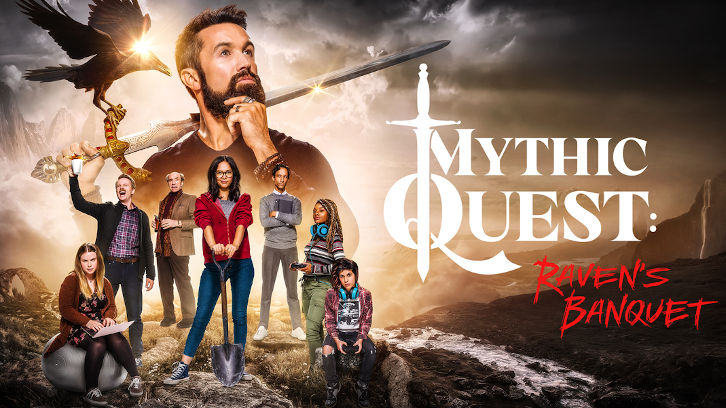 Mythic Quest - Season 1 - Open Discussion + Poll