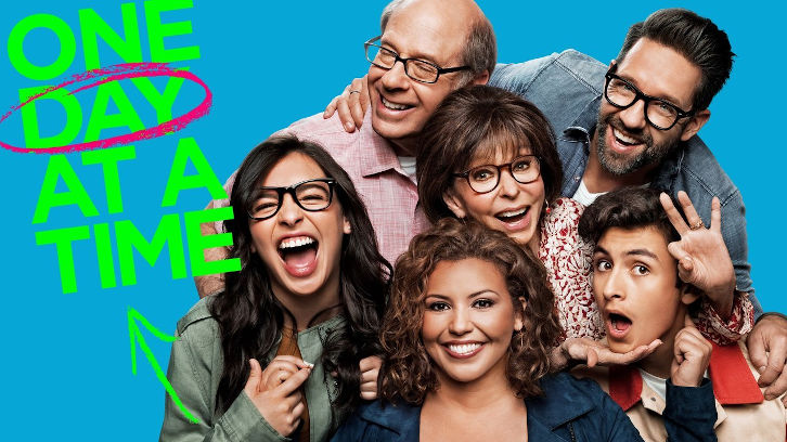 One Day at a Time - Season 2 - Promos, Poster + Premiere Date
