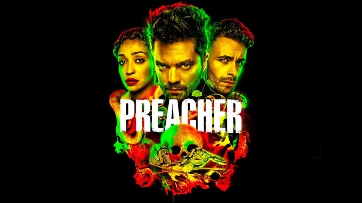 Preacher - Renewed for a 3rd Season *Updated - Confirmed*