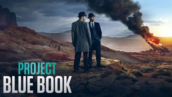 POLL : What did you think of Project Blue Book - Season Finale?