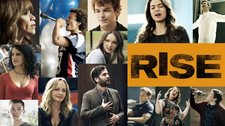 Rise - Episode 1.09 - Totally Hosed - Press Release