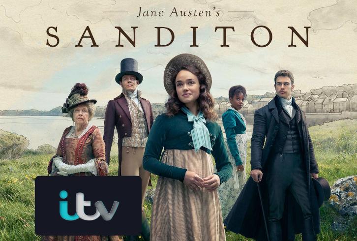 Sanditon - Renewed for a 2nd Season by ITV - #savesanditon worked!
