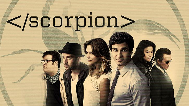 Image result for scorpion cancelled
