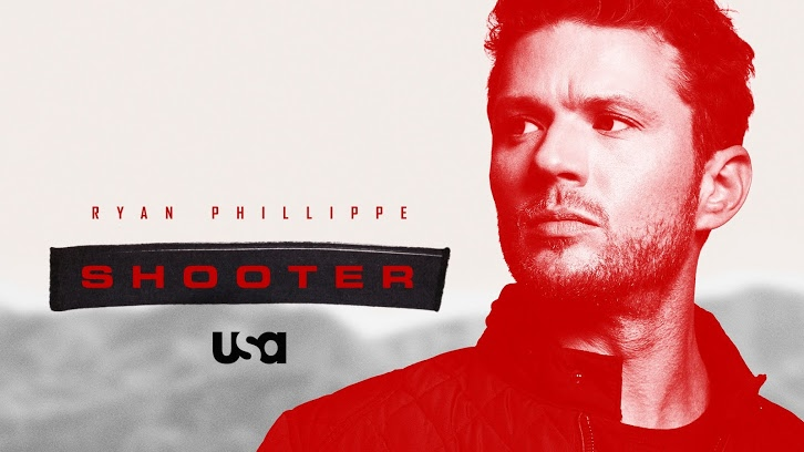 Shooter - Season 3 - Promos, Promotional Poster + Cast Promotional Photos