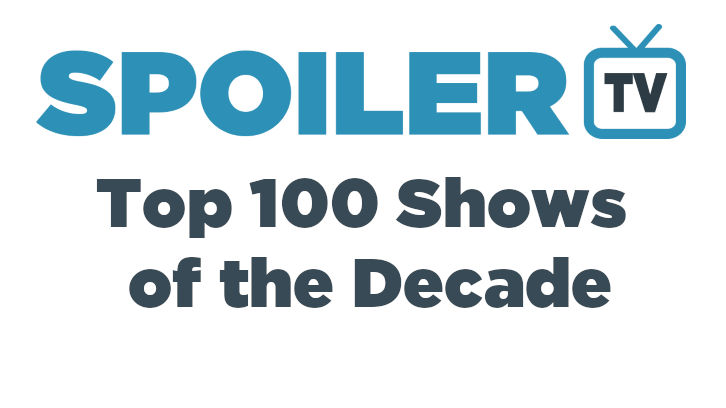 Top 100 Shows of the 2010s - TOP 10