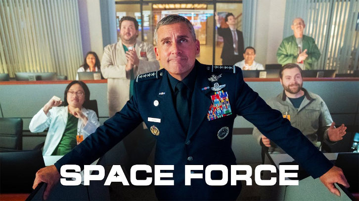 Space Force - Renewed for a 2nd Season?