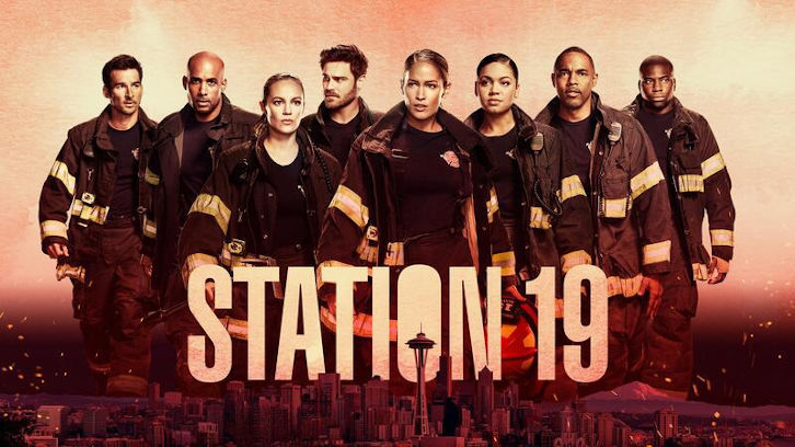 Station 19 - Series Premiere - Advance Preview