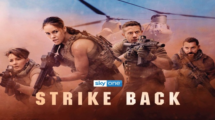 Strike Back - Vendetta - Episodes 1-6 - Review