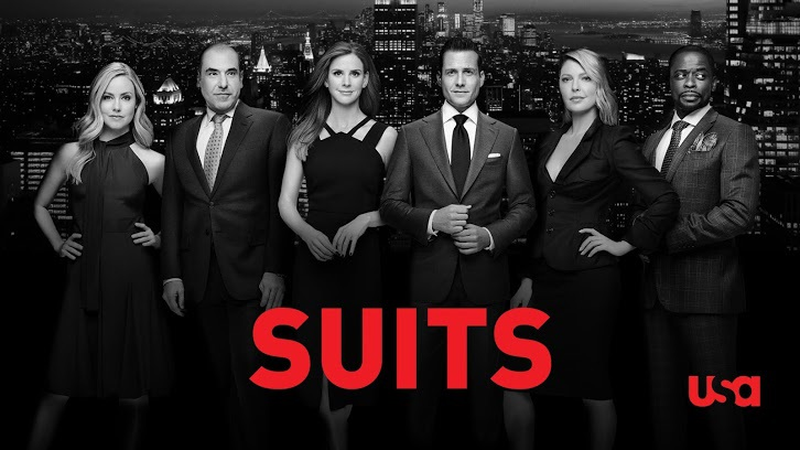 Suits - Episode 9.03 - Windmills - Press Release
