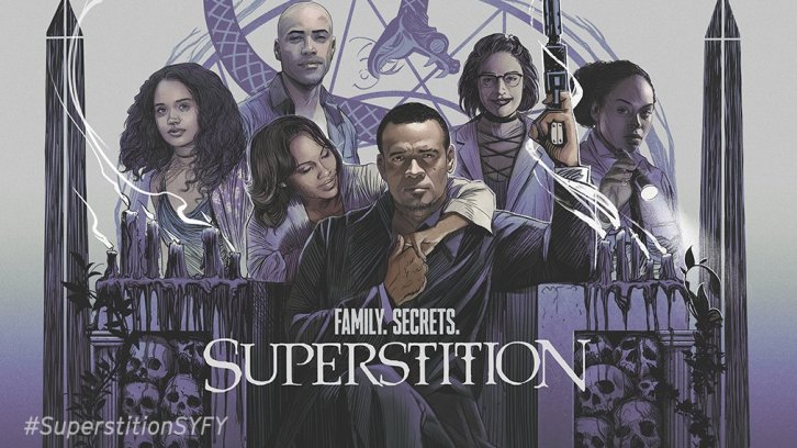 Superstition - Half Truths & Half Breeds - Review