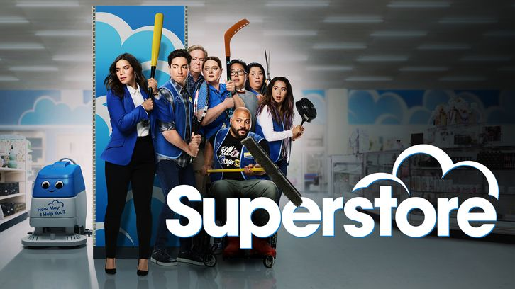 Superstore - Myrtle - Review: R.I.P.