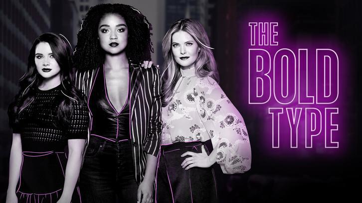 The Bold Type - Episode 4.02 - #Scarlet - Press Release